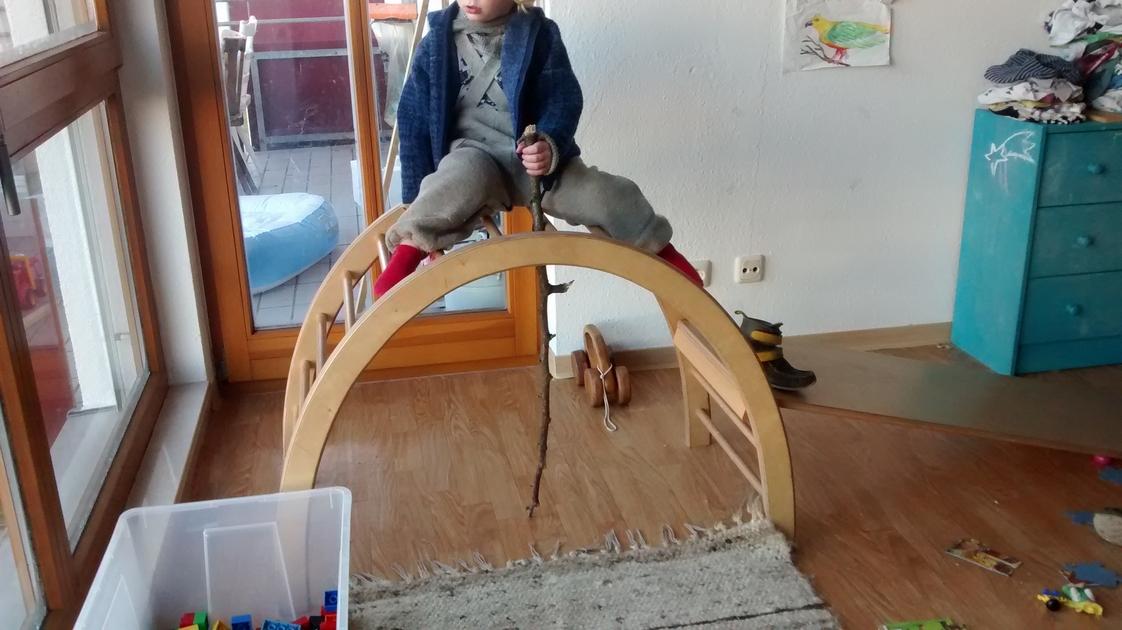Kletterbogen Plastik : Kletterbogen pikler kaufen triangle modular